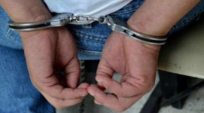 """Envían a la cárcel al """"Chuqui Bamba"""", tiene 14 denuncias por gravísimos delitos"""