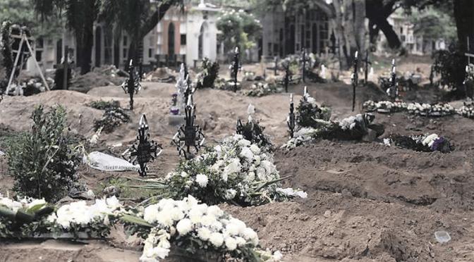 Bolivia ocupa el segundo lugar en muertes por Covid-19 en la región sudamericana