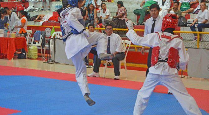 Congreso departamental de taekwondo WTF será este fin de semana en Bermejo