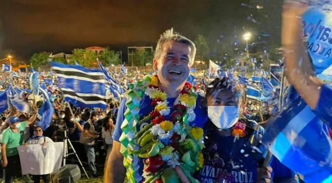 """'Comunidad de Todos' denuncia que hubo un """"monumental"""" fraude electoral en el Chaco"""