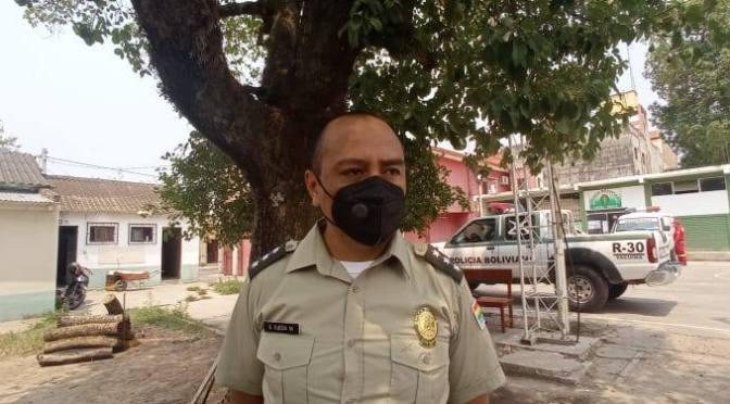 La Policía registra cuatro robos en Yacuiba en solo una semana