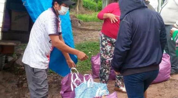 """Pese a denuncias, el Gobierno Regional asegura que cumple """"a cabalidad"""" con las canastas"""