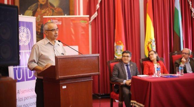 Gobernación de Tarija llora la partida del secretario Rubén Ardaya Salinas