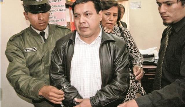 Felipe Moza dice que se repite lo que pasó el 2008 y 2009 con la persecución política
