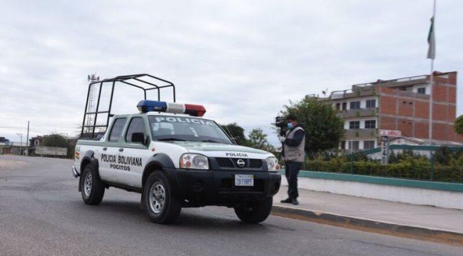 Buscan a tres atracadores que usaban una camioneta para robar en 5 municipios