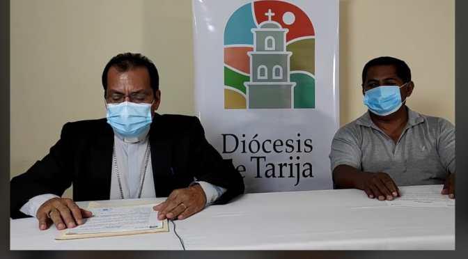 Diócesis de Tarija suspende temporalmente al padre coco por denuncias de abuso sexual