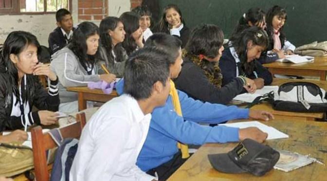 Buscan alternativas para generar condiciones y evitar contagios en clases presenciales