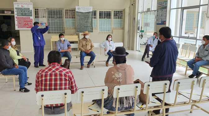 Contratos temporales y falta de personal entre las falencias principales en hospitales de Tarija
