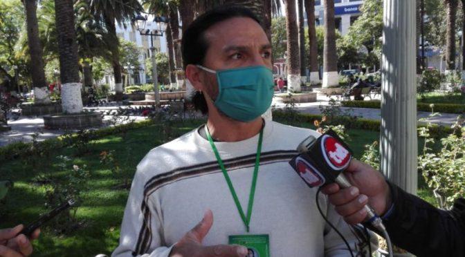 Alejan a Gonzalo Torrez del MTS por declaraciones sobre apoyo a otra sigla política