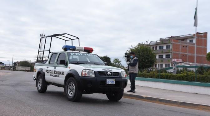 Policía desplegará a unos 400 efectivos para las elecciones en el municipio de Yacuiba