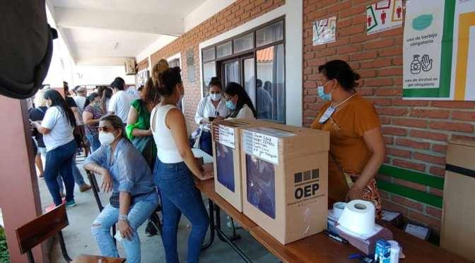 Salud lamenta incumplimiento de medidas de bioseguridad en los recintos