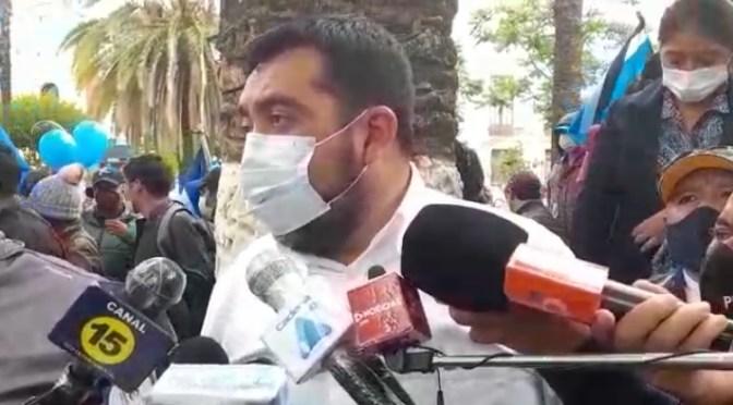 Tariquía: Ruiz dice que los comunarios decidirán sobre su futuro