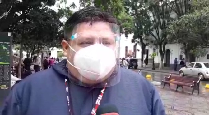 Trabajadores de salud dependientes de la gobernación acatarán hoy un paro de 24 horas