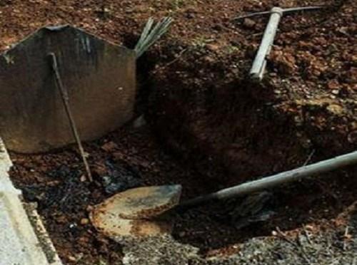 Delincuentes roban un cadáver de un cementerio de san isidro