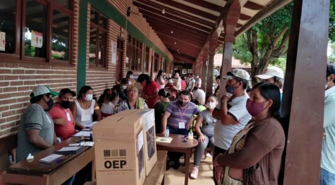 Jurados electorales podrían terminar arrestados por faltas graves en el proceso electoral