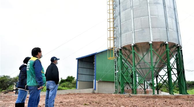 Se concluye primera fase del equipamiento de la Planta Procesadora de alimentos