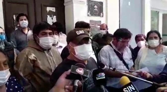 Presidentes de Distrito desconocen al directorio de la Fedjuve de Nancy Ordoñez