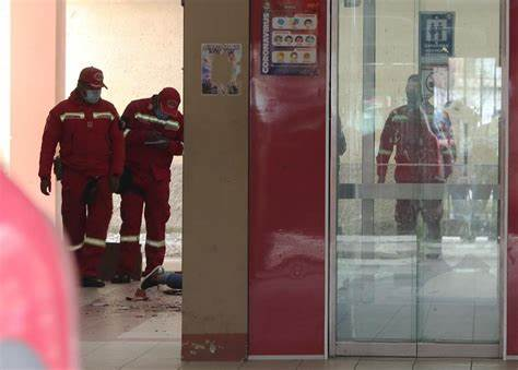 Última estudiante herida por el caso UPEA, es dada de alta