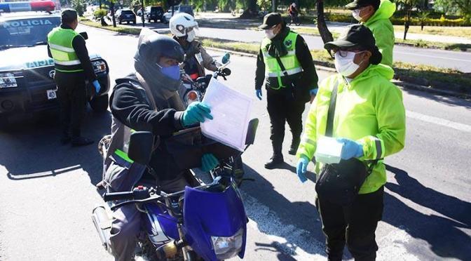 Policía ingresa en Estado de Emergencia para sobrellevar el balotaje en Tarija