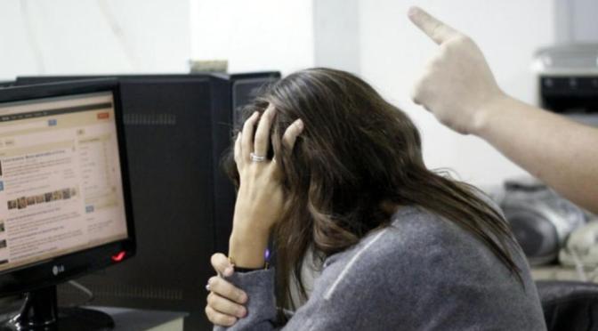 Navia: Ley contra el acoso laboral tiene el propósito de garantizar un trabajo digno