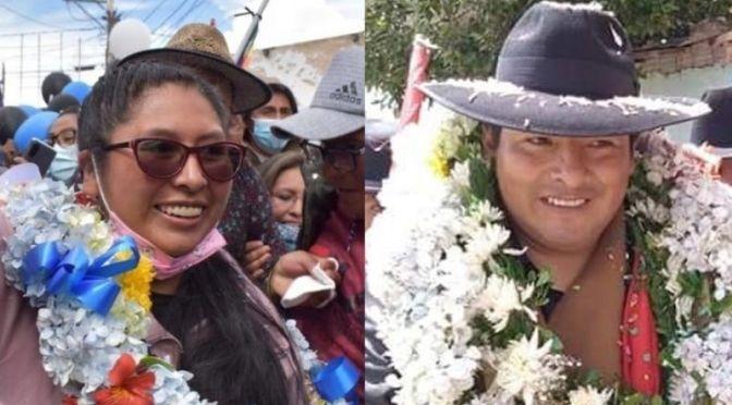 Disidentes del MAS que apoyaron a Jallalla piden a Arce trabajar con Copa y Quispe