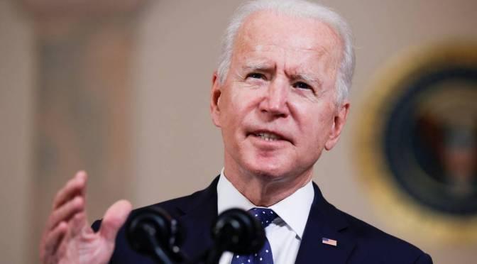 Biden afirma que «el racismo sistémico es una mancha en el alma» de EE.UU