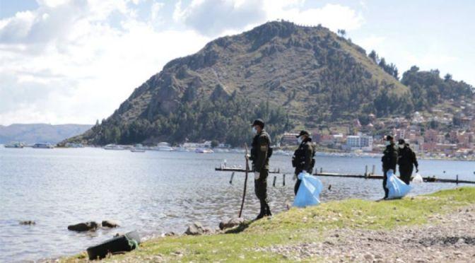 Campaña de limpieza de ríos y lagos recoge 18 toneladas de basura en nueve regiones