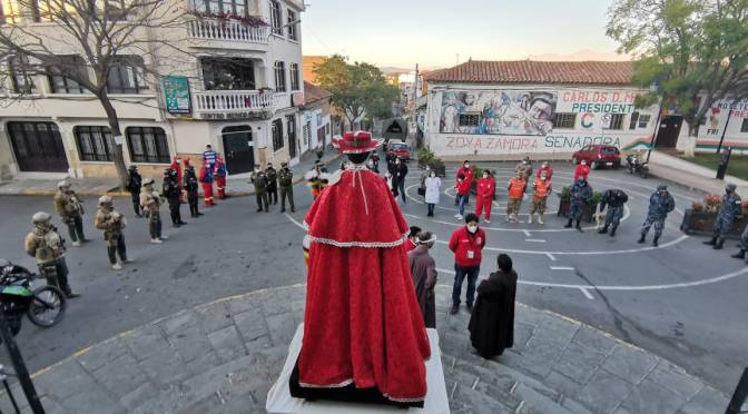 Iglesia San Roque celebrará Semana Santa «virtualmente»