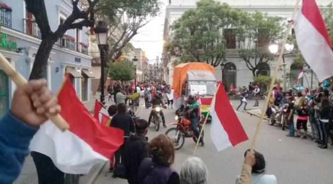 Balotaje: Cuatro departamentos perfilan cierres de campaña