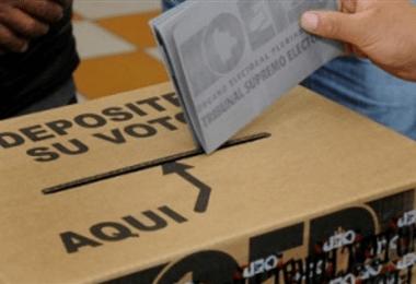3.681 extranjeros votarán el domingo en Bolivia