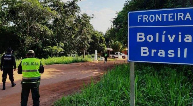 Gobierno amplía cierre de la frontera con Brasil por 7 días más