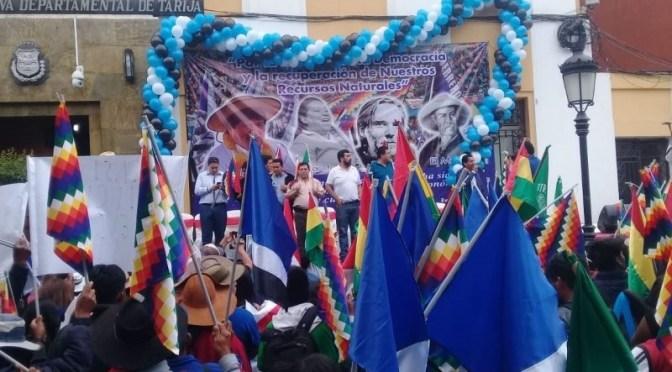 Para el MAS, la oposición «se sepultó a sí misma» en las subnacionales