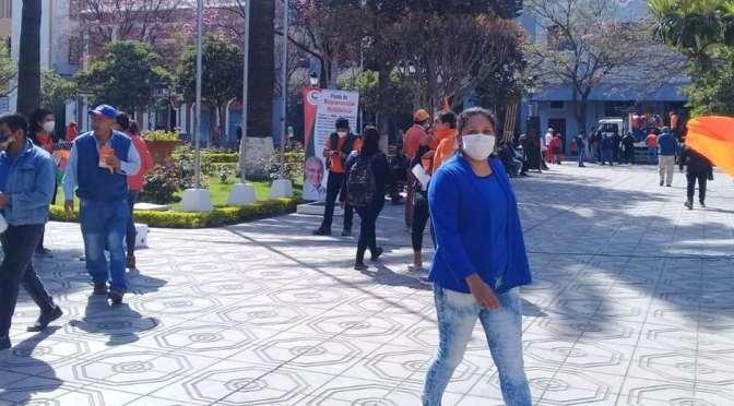 Gobernación, alcaldías y sector privado trabajan para sortear la pandemia