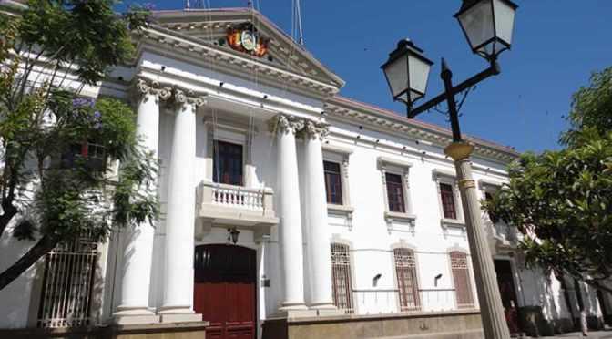 Necesaria disminución del aparato administrativo de la Asamblea Legislativa Departamental, de secretarías y subgobernaciones.