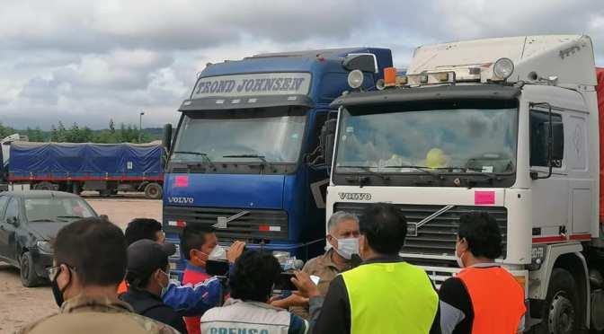 Denuncian competencia desleal de Argentina en venta de soya, maíz y maní