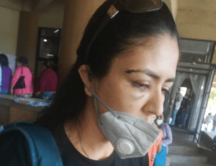 «No me están dando importancia, temo por mi vida», dice una víctima de violencia
