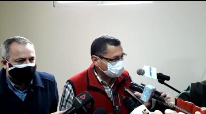 Montes recomienda a la población acudir a los centros de vacunación anticovid