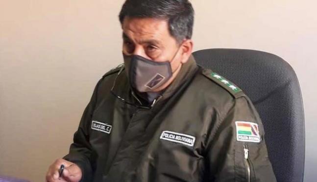 Exdirector de la FELCC, Iván Rojas, es acusado para ir a juicio por el caso motín