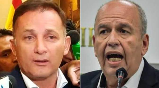 Abren de oficio un proceso por el presunto audio de López, informa el Ministro de Gobierno