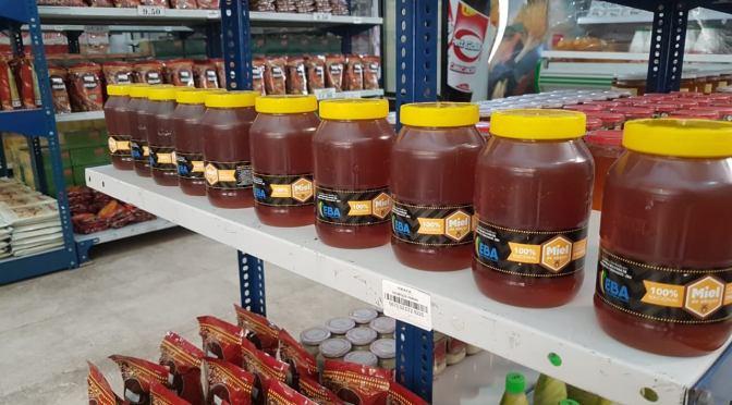 EBA y Sernap firman acuerdo para la producción anual de 120 toneladas de miel