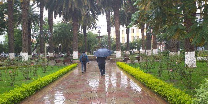 Este lunes ingresa un nuevo frente frío a Tarija