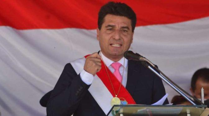 Asociación de Municipios de Bolivia elige a Johny Torres como representante