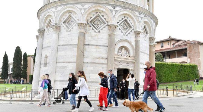 Italia elimina cuarentena para los viajeros europeos y mantiene restricciones para Brasil