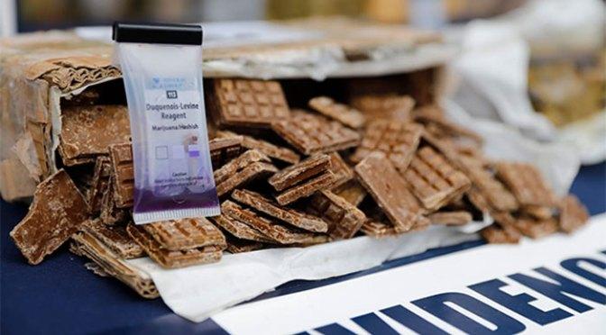 En Chile encuentran droga hasta en chocolates; están implicados bolivianos