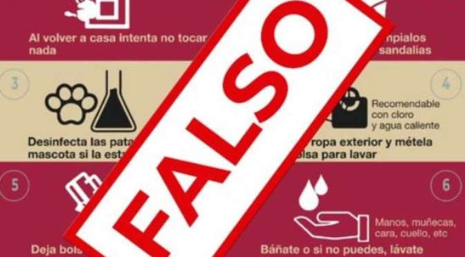 Colegio Médico pide sancionar a quienes desinformen sobre la pandemia