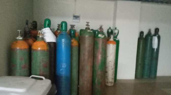 Covid 19: Por falta de oxígeno en Yacuiba no se reciben a pacientes en el hospital