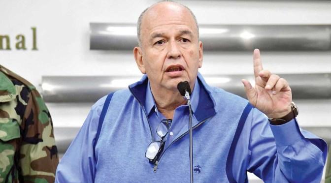Murillo enfrenta 6 procesos penales y 30 administrativos