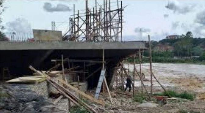 Puente 4 de Julio no para y será terminado