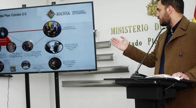 Del Castillo dice que Lizárraga fue nexo para lograr armas de Ecuador