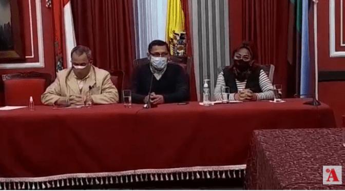 Descartan cuarentena rígida en Tarija sólo habrá encapsulamiento el domingo